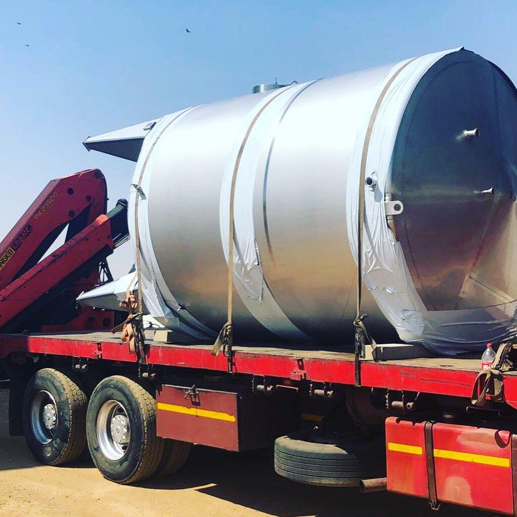 Stainless Steel Tank Manufacturers Gauteng Metal Tank